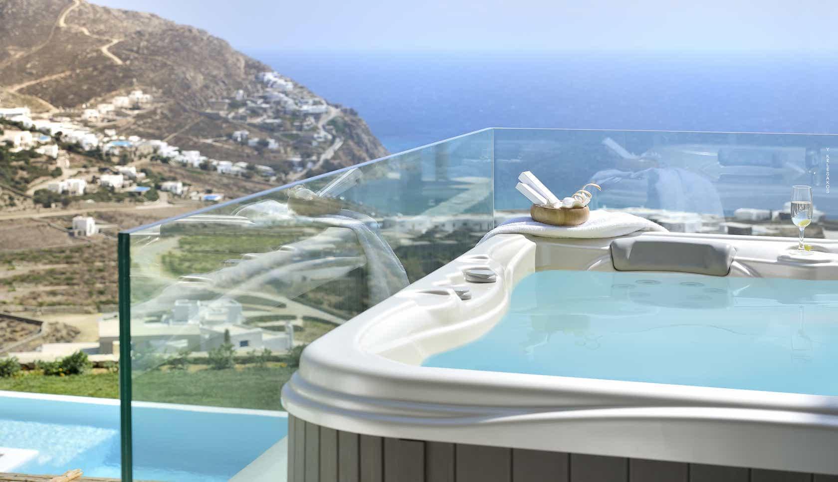 Φθηνή διαμονή σε βίλα στη Μύκονο για του Αγίου Πνεύματος Ι Mykonos Luxury