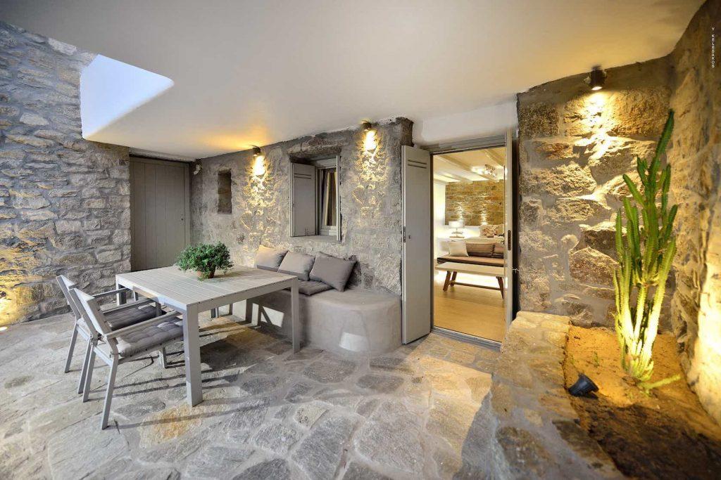 Mykonos luxury villa Malena37