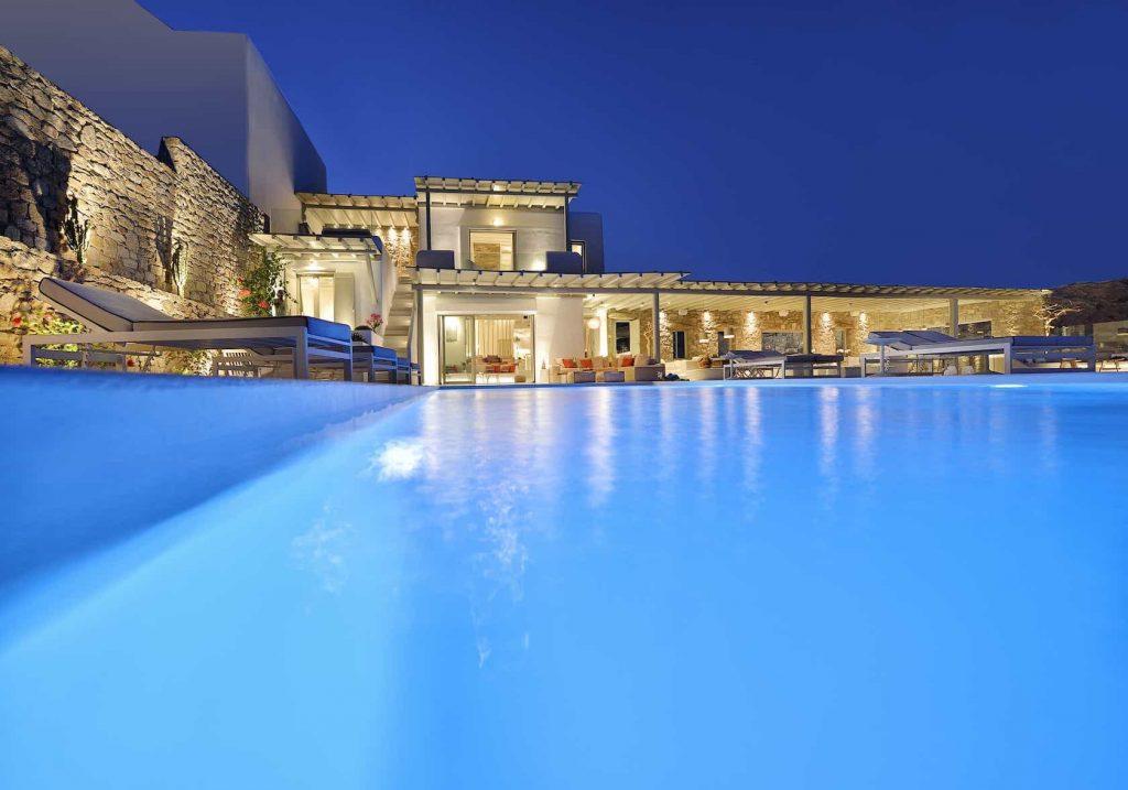 Mykonos luxury villa Malena40