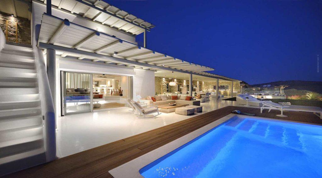 Mykonos luxury villa Malena43