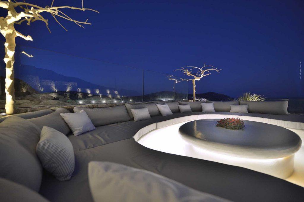 Mykonos luxury villa Malena44