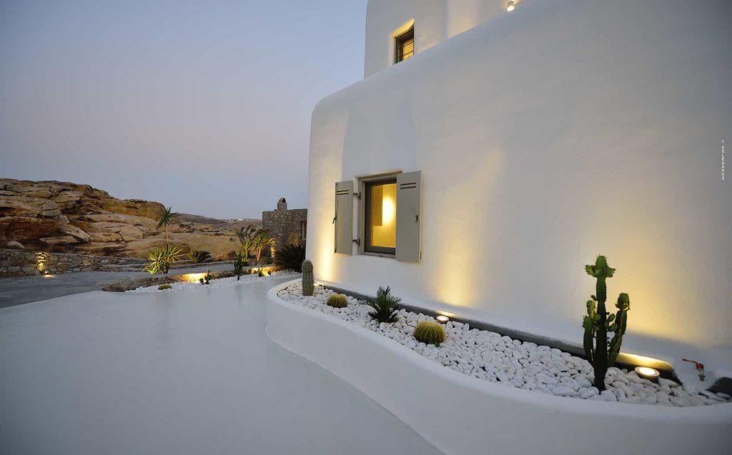 Mykonos luxury villa Malena45