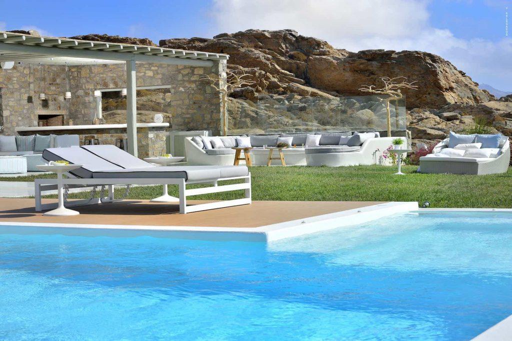 Mykonos luxury villa Malena5