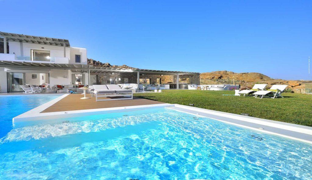 Mykonos luxury villa Malena6