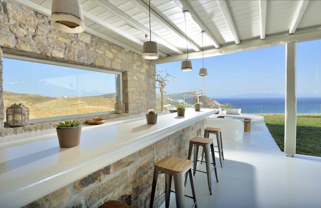 Mykonos luxury villa Malena8