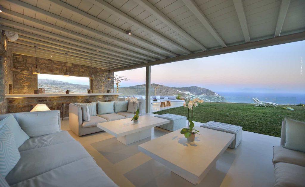 Mykonos luxury villa Malena9