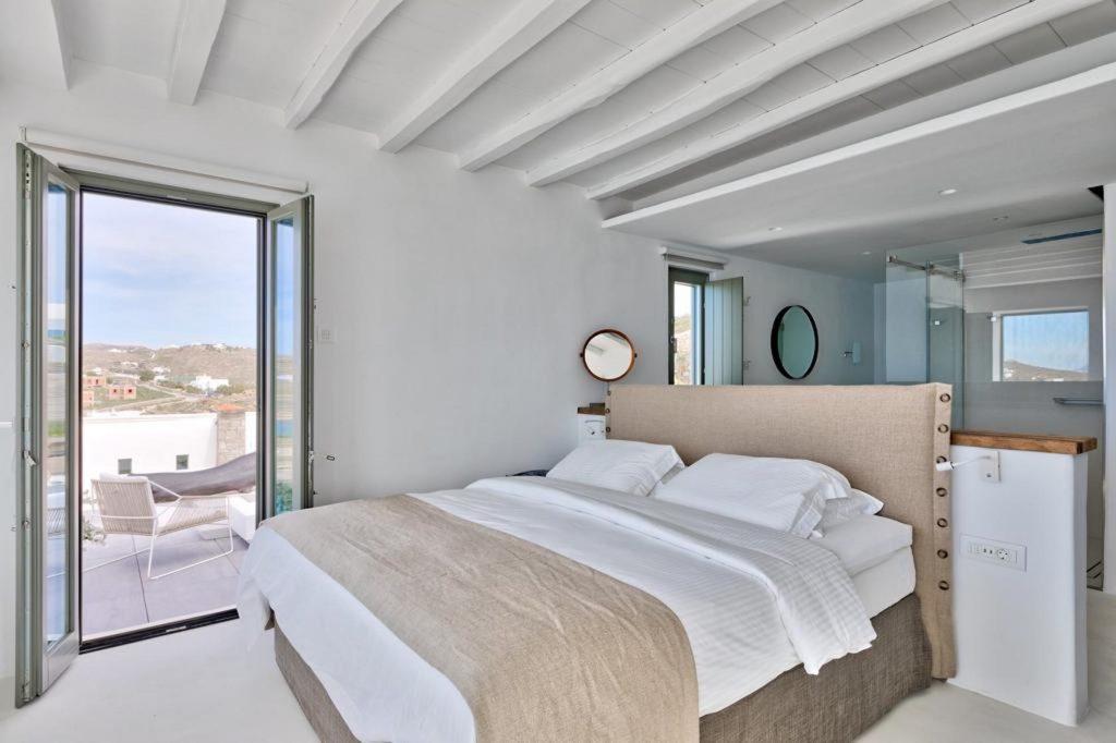 Mykonos Luxury Villa Mayo35