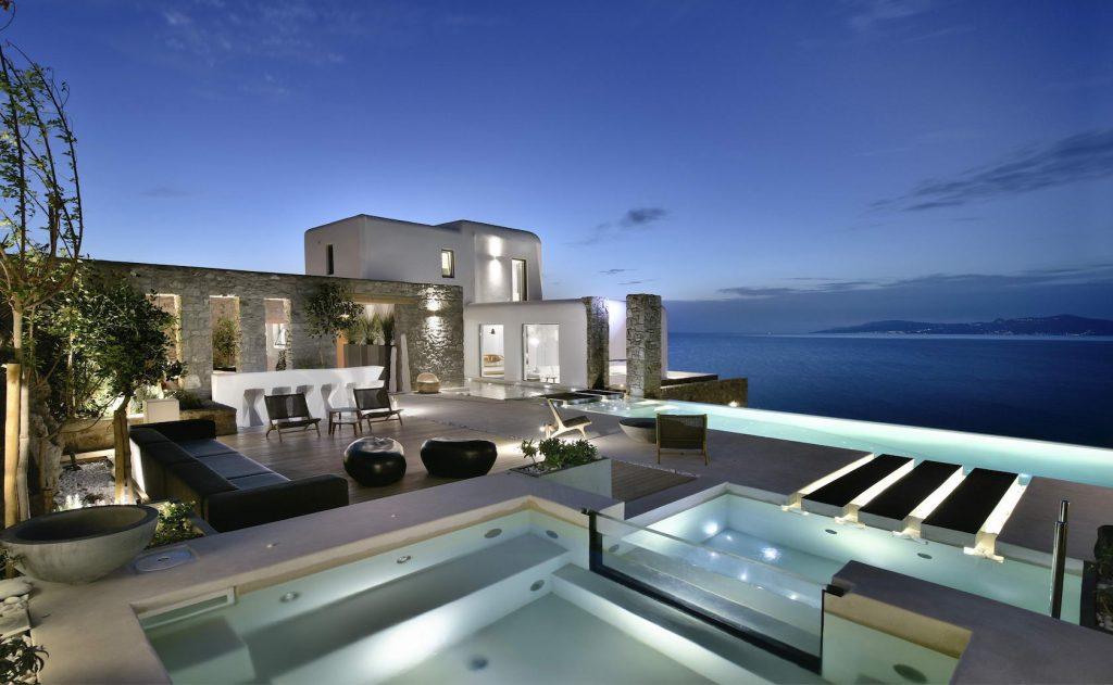 Mykonos Luxury Villa Mayo4