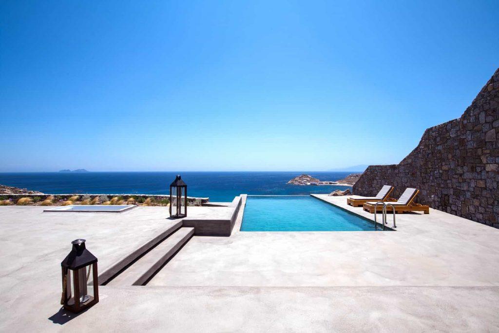Mykonos luxury villa Medea21