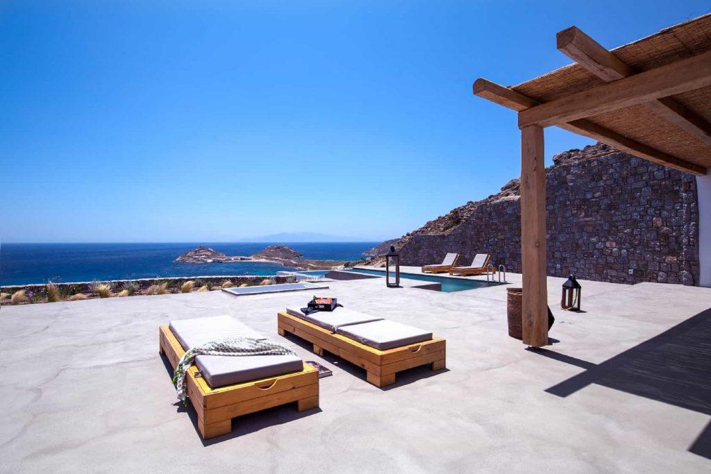 Mykonos luxury villa Medea22