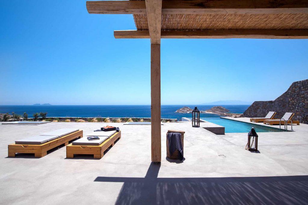 Mykonos luxury villa Medea23