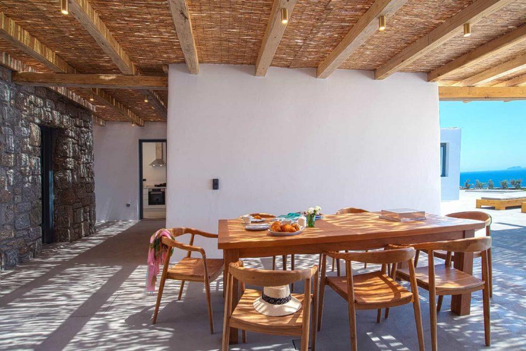 Mykonos luxury villa Medea24