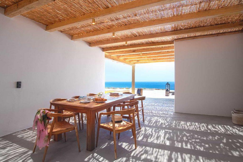 Mykonos luxury villa Medea25