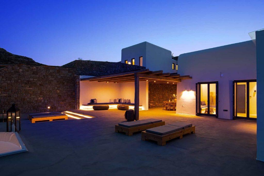 Mykonos luxury villa Medea32