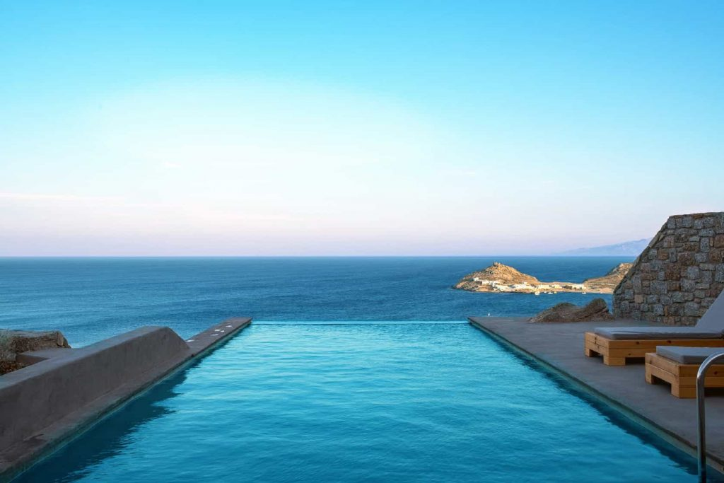 Mykonos luxury villa Medea42