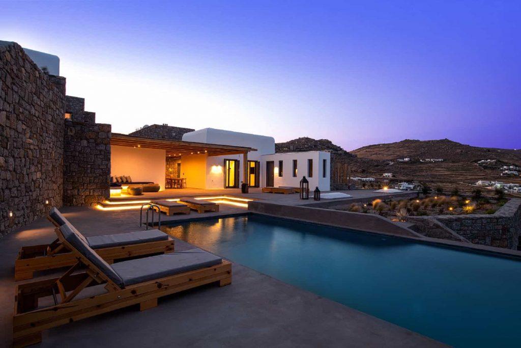 Mykonos luxury villa Medea43