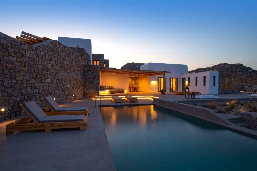 Mykonos luxury villa Medea44