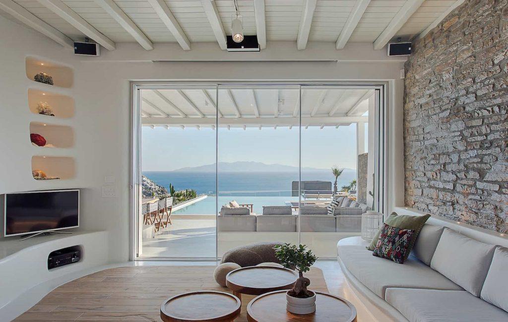 Mykonos luxury villa Megara10