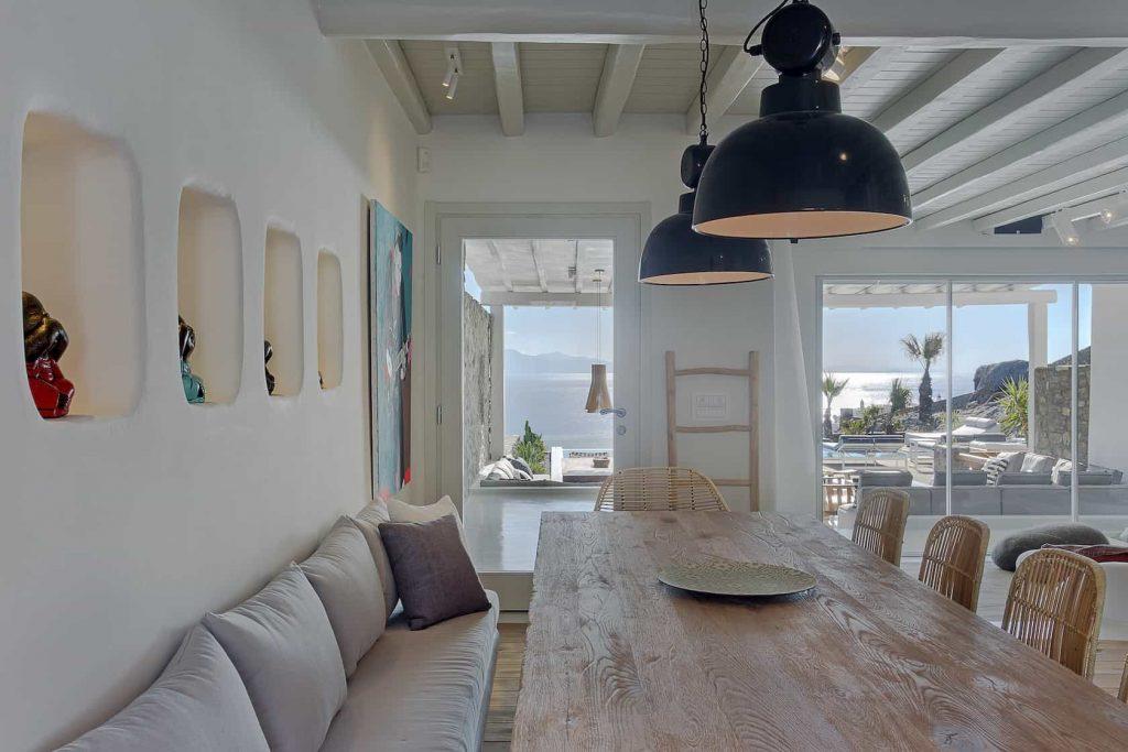 Mykonos luxury villa Megara12