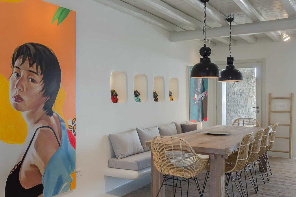 Mykonos luxury villa Megara13