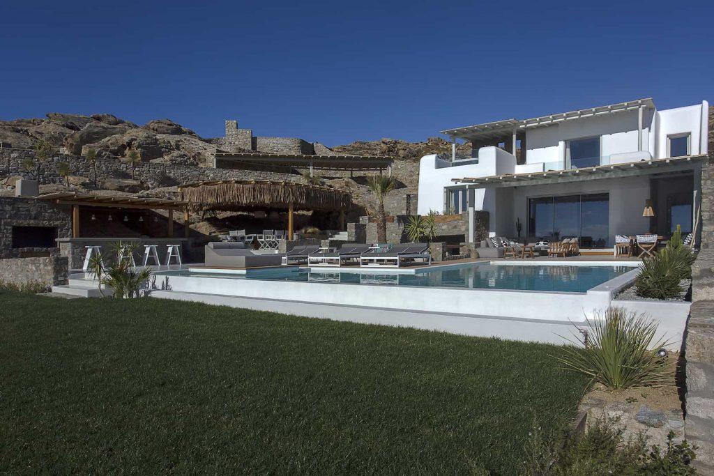 Mykonos luxury villa Megara2