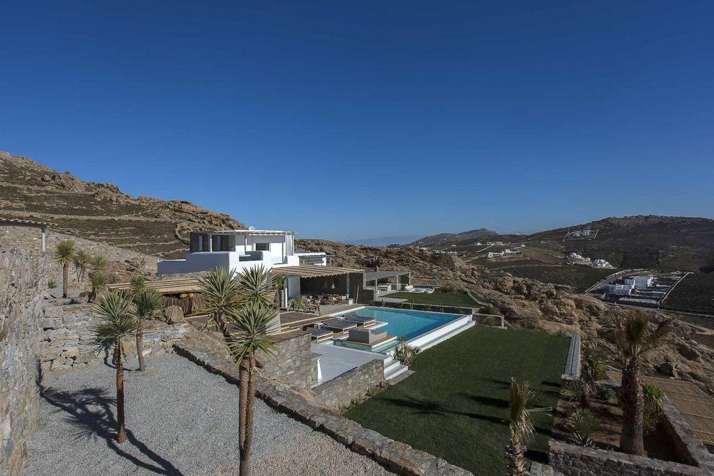 Mykonos luxury villa Megara3