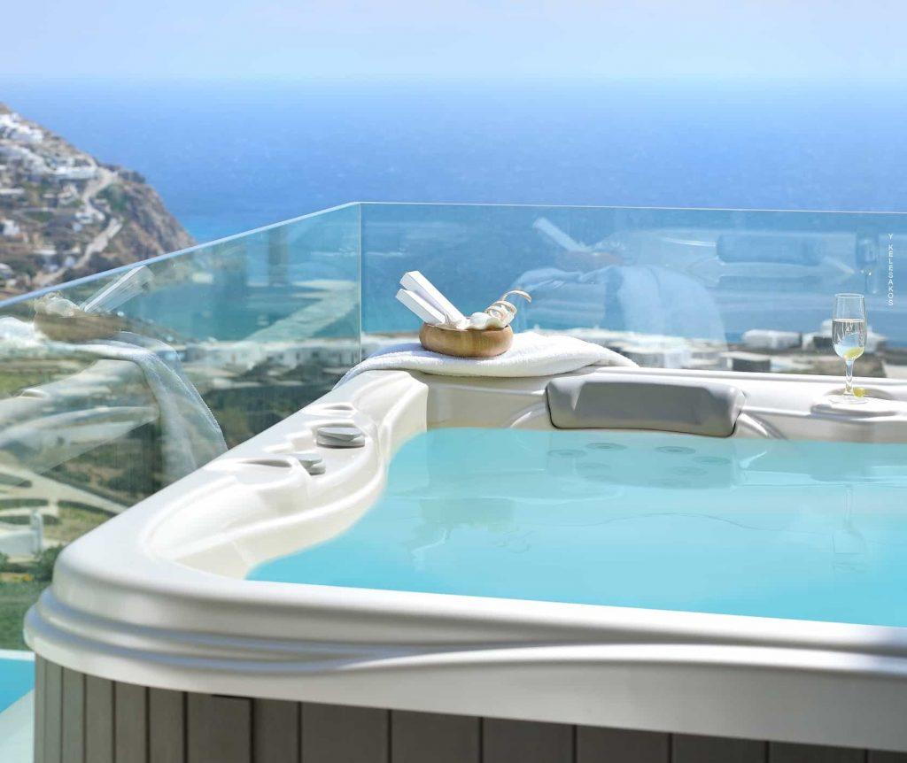 Mykonos luxury villa Megara39