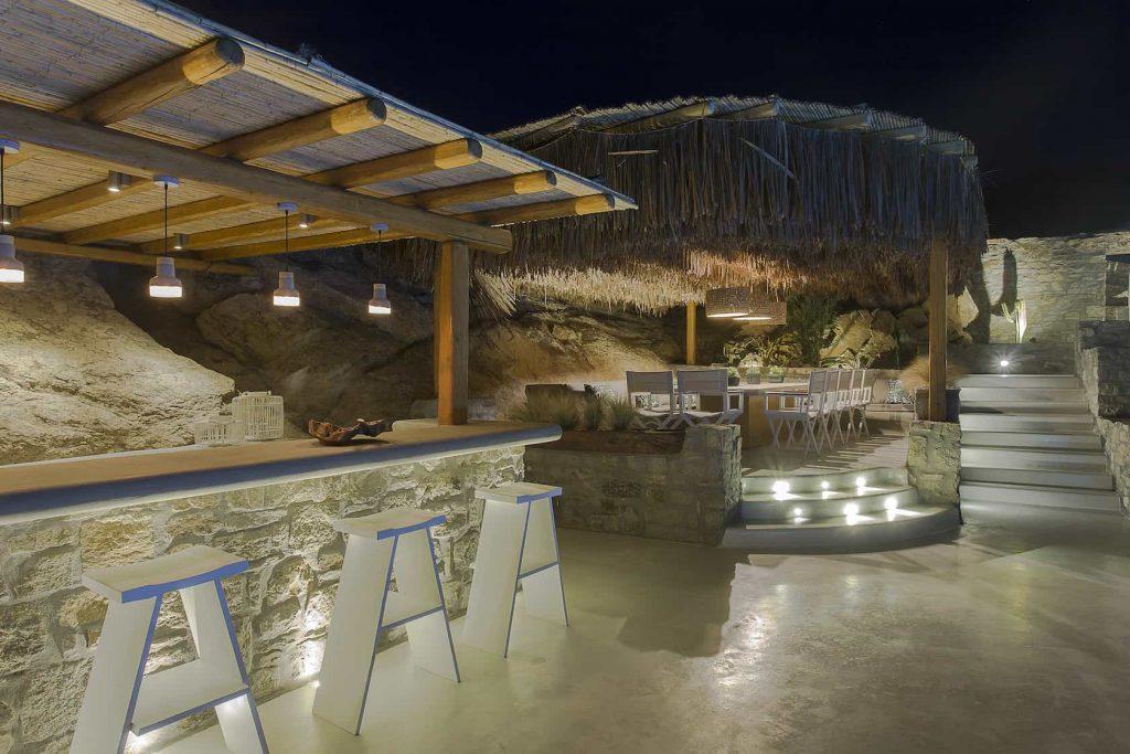 Mykonos luxury villa Megara43