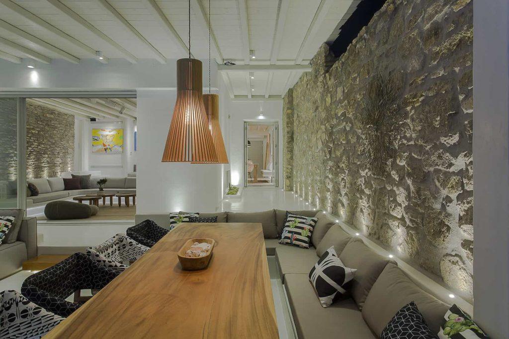 Mykonos luxury villa Megara44