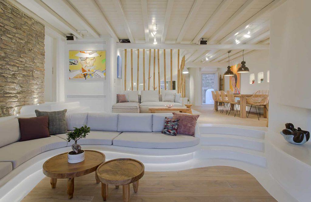 Mykonos luxury villa Megara47