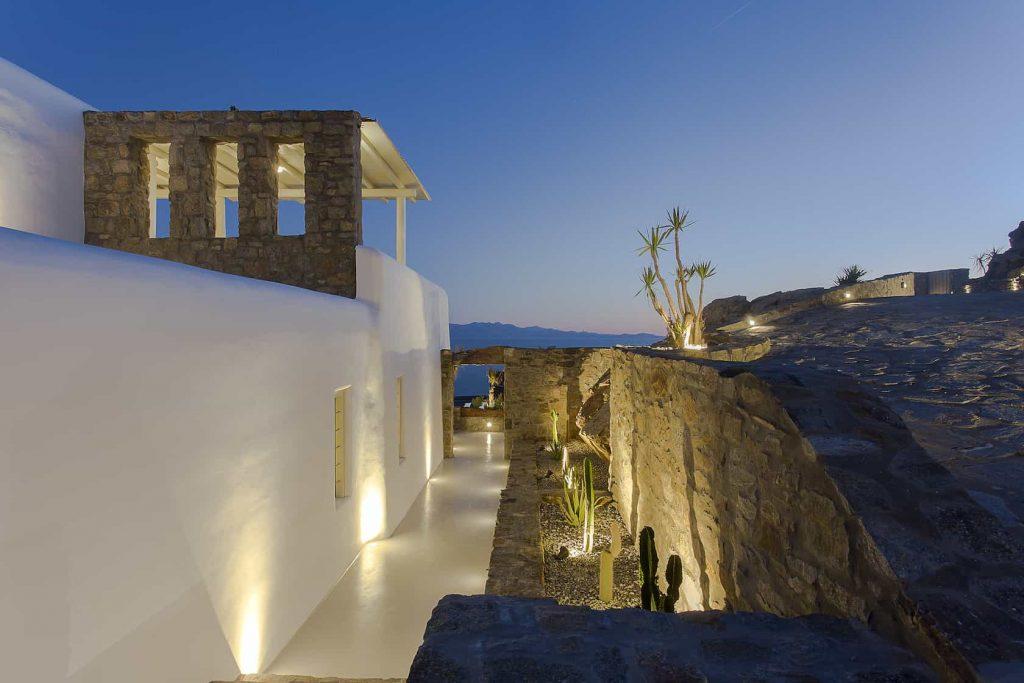 Mykonos luxury villa Megara50