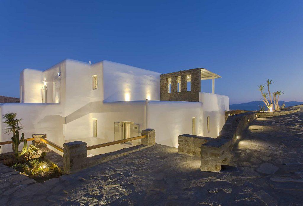 Mykonos luxury villa Megara51