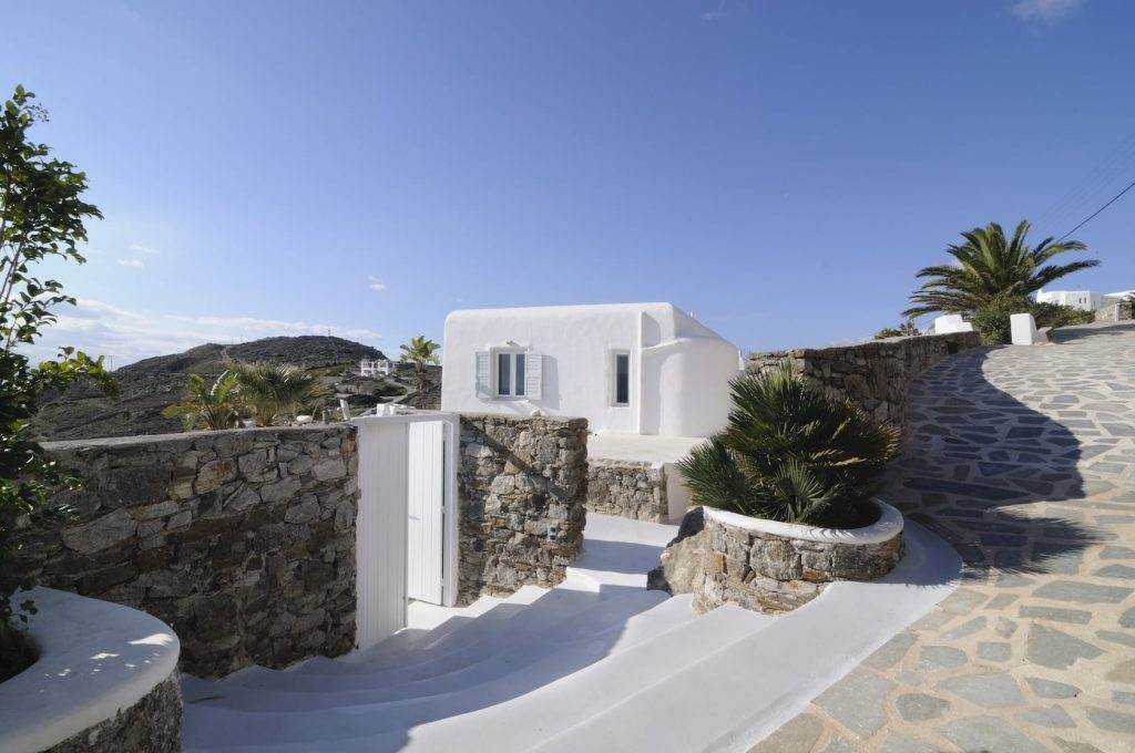 Mykonos Luxury Villa Melody2
