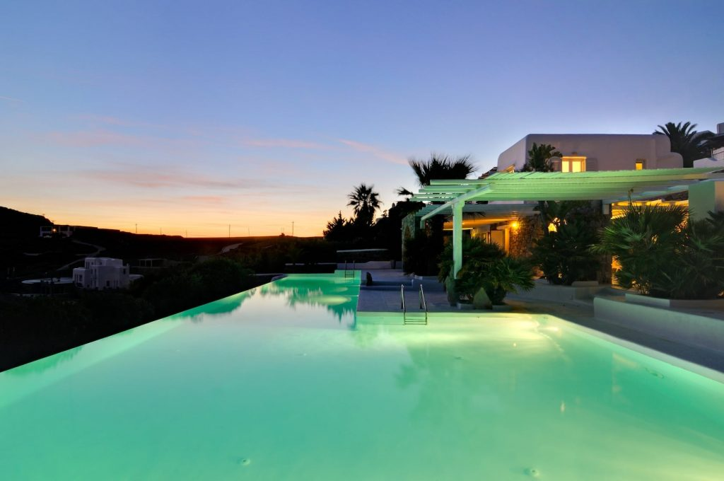 Mykonos Luxury Villa Melody32