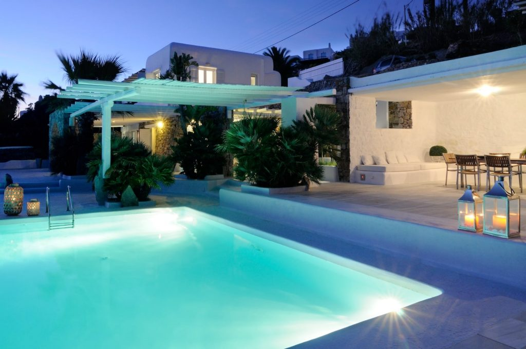Mykonos Luxury Villa Melody33