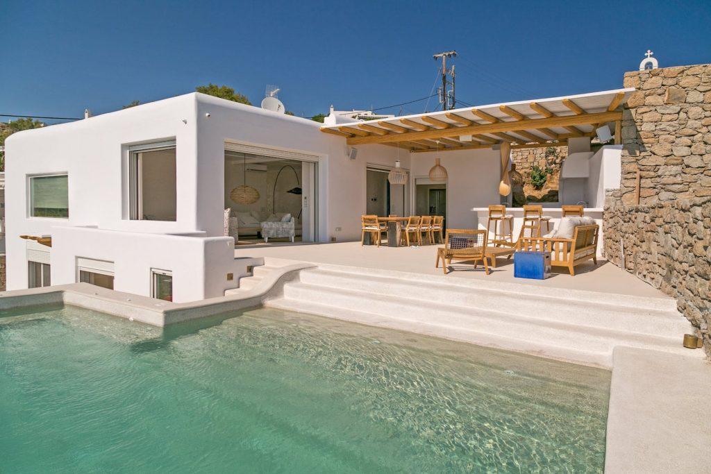 Mykonos Luxury Villa Morpheus17