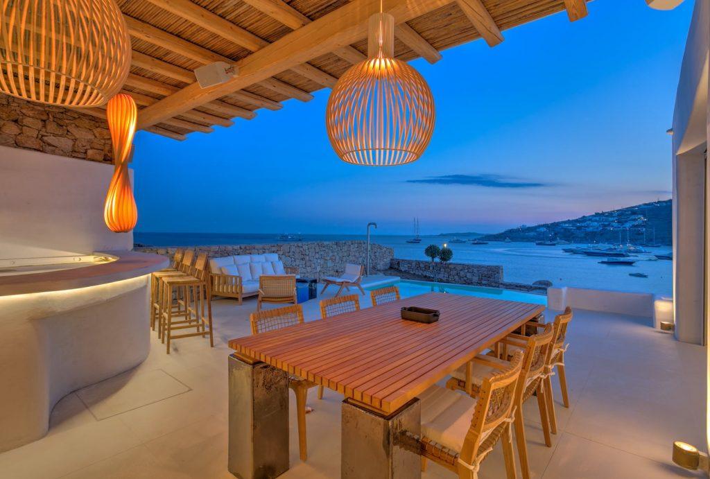 Mykonos Luxury Villa Morpheus35