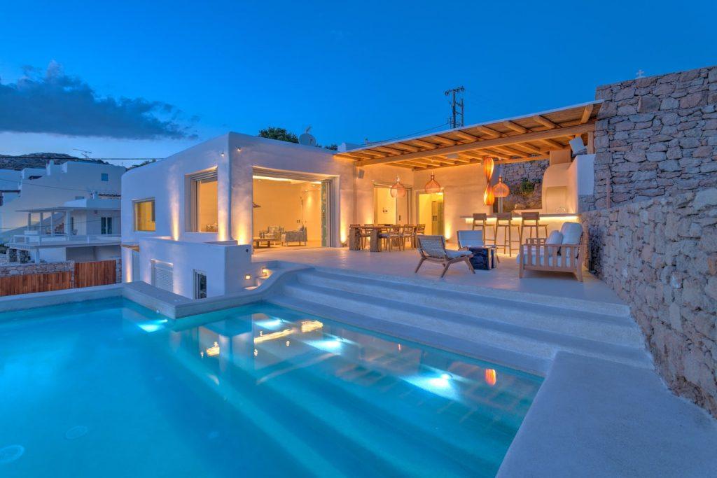 Mykonos Luxury Villa Morpheus36