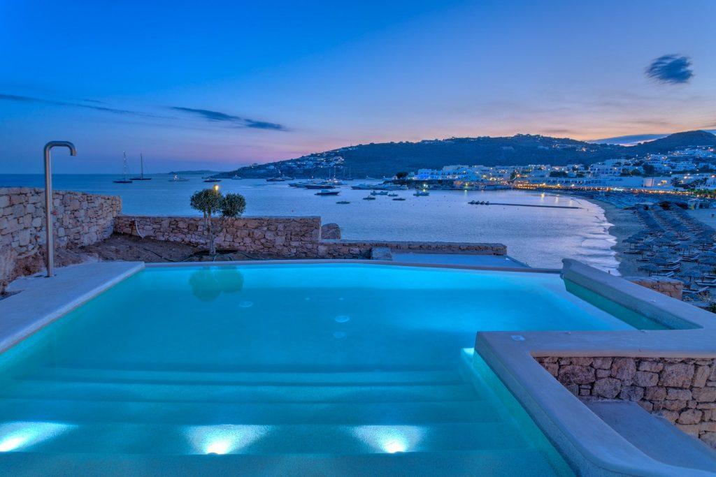 Mykonos Luxury Villa Morpheus38