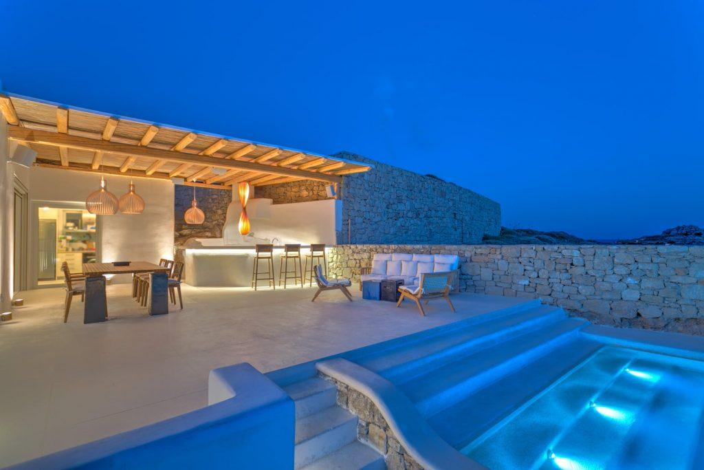 Mykonos Luxury Villa Morpheus40