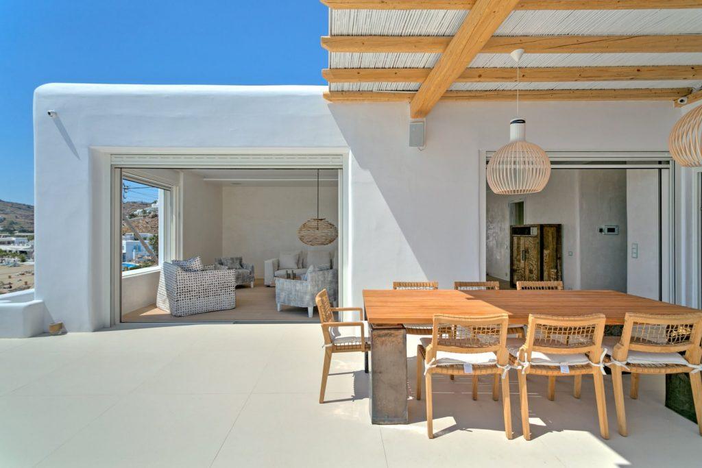 Mykonos Luxury Villa Morpheus5
