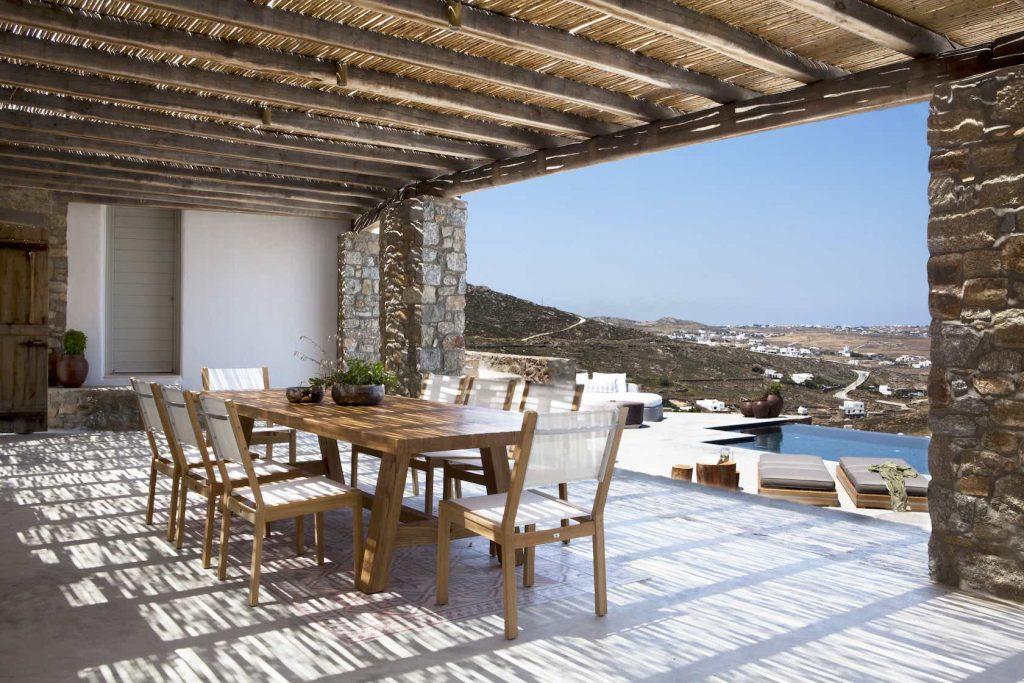 Mykonos luxury villa Nalenia8