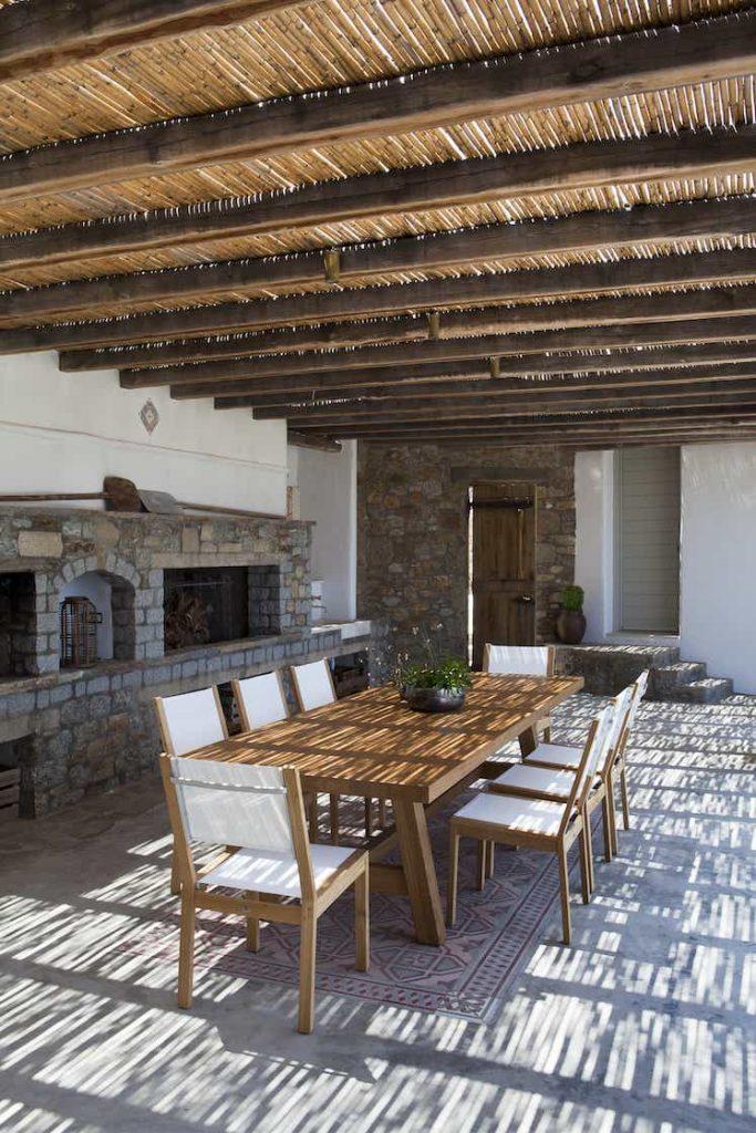 Mykonos luxury villa Nalenia9