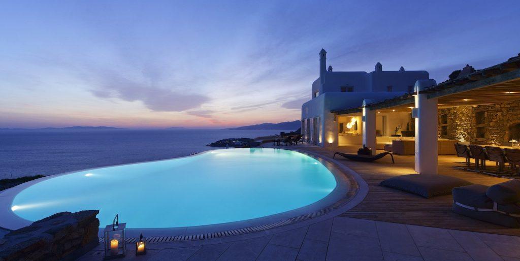 Mykonos Luxury Villa Naomi4