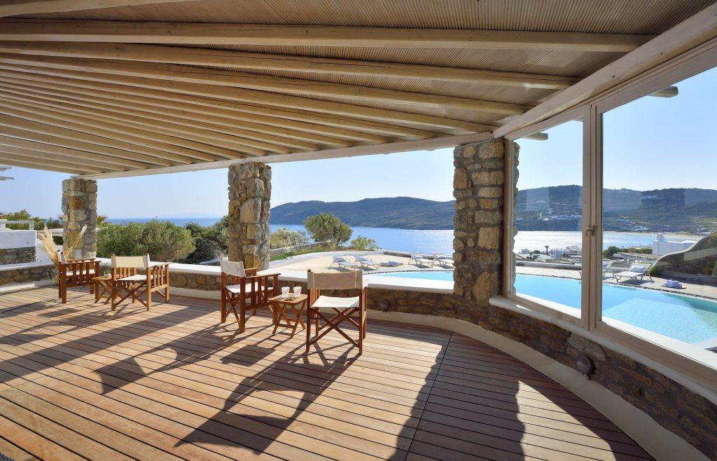 Mykonos Luxury Villa Narcissa 11
