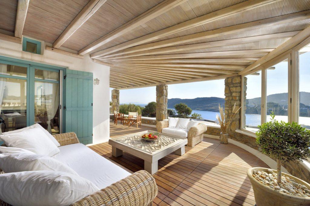 Mykonos Luxury Villa Narcissa 12