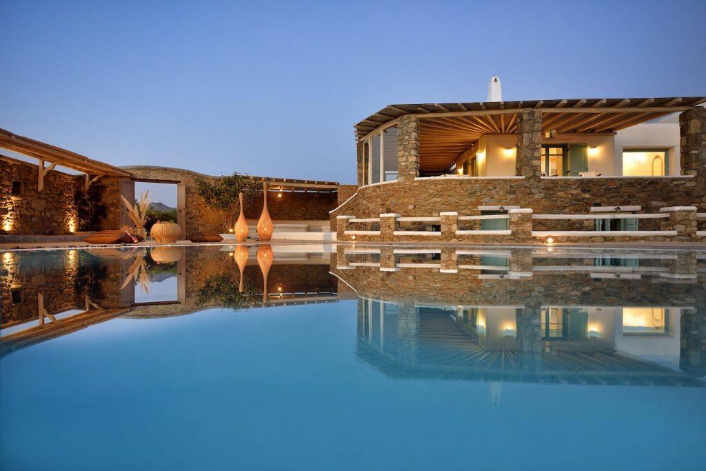 Mykonos Luxury Villa Narcissa 18