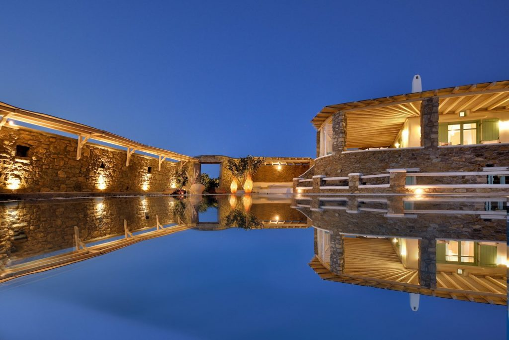 Mykonos Luxury Villa Narcissa 19