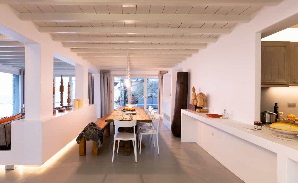 Mykonos luxury villa Neli10