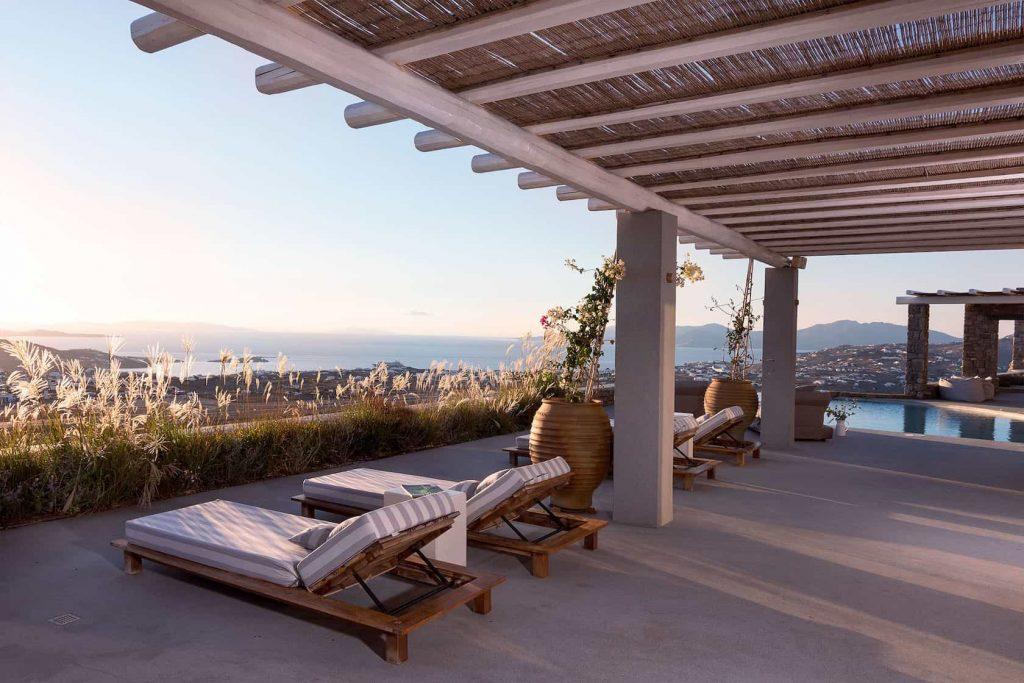 Mykonos luxury villa Neli13